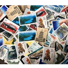 10x China Valuable Stamp, Kiloware, Collection stamps, briefmarken Random Send