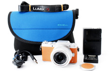 Panasonic LUMIX DMC-GF7+12-32mm F3.5-5.6 Wi-Fi mounted Self-shooting camera girl
