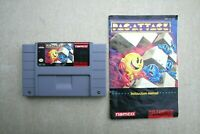 Pac-Attack + Manual (Super Nintendo Entertainment System, 1993)