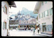 Kodachrome 35mm Photo Slide 1967 Oberammergau Garmisch Germany