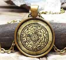 Seven 7 Arch Angels Sigil Pendant - Amulet Archangel, Michael, Gabriel Uriel God