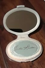 Nos Estee Lauder Honey Glow Pressed Powder Compact from 1965 Vintage Makeup Set
