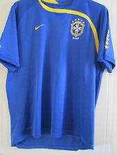 Brazil Training Football Shirt Size Large /40267