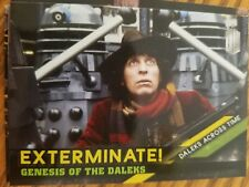 2016 Topps Doctor Who Timeless #3 Genesis of the Daleks - Daleks Across Time