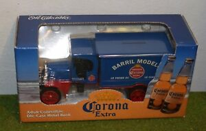 DIE CAST ERTL COLLECTABLES F399 BEER TRUCK CORONA EXTRA