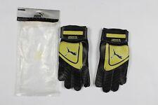 Vintage Puma Mens Size 8 Attaccante World Cup Soccer Goalkeeper Gloves Black