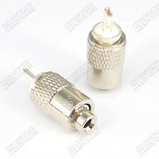 UHF PL259 male plug straight solder connector for RG58 RG400 RG142 LMR195
