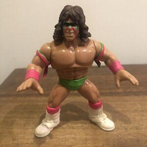 WWF/WWE Ultimate Warrior Mattel Retro Action Figure