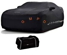 2016-2018 Camaro 50th Anniversary GM Outdoor Black Car Cover w/ Bag 23248242
