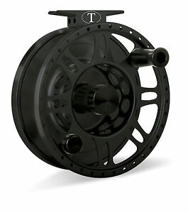 NEW TIBOR RIPTIDE FROST BLACK #9-11 WEIGHT FLY FISHING REEL FREE $80 LINE