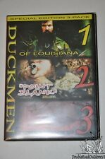 Duck Commander Calls The Duckmen 1, 2, 3 Combo Pack Dvd