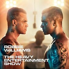 CD ROBBIE WILLIAMS - HEAVY ENTERTAINMENT SHOW EDITION DELUXE NEUF EMBALLE