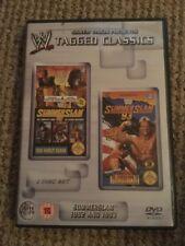 WWE Tagged Classics - Summerslam 1992 & 1993 (2 Disc Set)
