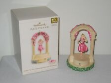 2006 Hallmark Keepsake Barbie in The 12 Dancing Princesses Ornament Nib