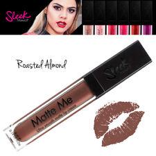 Sleek MakeUp Ultra Smooth Matte Me Lipstick Lip Gloss Cream Roasted Almond
