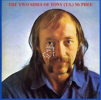 TONY MCPHEE The Two Side Of Tony (T.S.) McPhee 2004 Reissue CD album NEW/SEALED