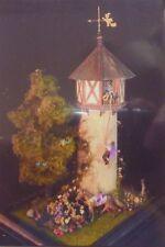 Dollhouse Miniature Quarter Scale 1:48 Kit Repunzel's Castle, 3487