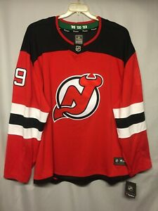NHL New Jersey Devils Taylor Hall Fanatics Jersey Size 5XL New with Tags