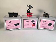Barbie Clutch Shoes Hat Box Phb Porcelain Hinged Boxes Midwest of Cannon Falls