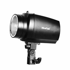NiceFoto GY-150 150Ws Mini Mount Studio Photography Strobe Flash Head Light