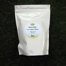 Ivisons Moss Killer & Lawn Tonic As Used By The Professionals 1000 M2 Coverage