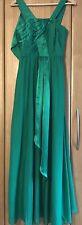 Emerald green Monsoon Maxi Dress Size 8
