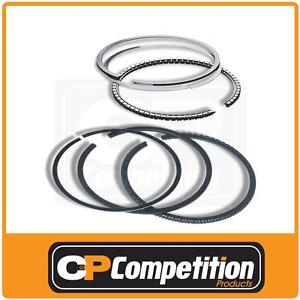 RING SET CHROME TOP TOYOTA 4AGE 1990-93 +.020 BORE 1.2MM X 1.5MM X 2.8MM