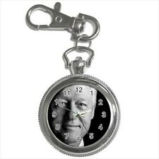 Bill Clinton Arkansas Pocket Watch Keychain