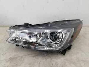 2018-2019 SUBARU LEGACY OUTBACK LEFT DRIVER SIDE FULL LED HEADLIGHT OEM