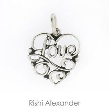 f00358333 Sterling Silver Love & Hearts Fine Charms & Charm Bracelets for sale ...