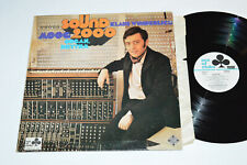 KLAUS WUNDERLICH Sound 2000 (Moog, Organ, Rhythm) LP 1973 Ace of Clubs SCL-2074