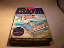 Harry Potter and the chamber of secrets by J. K. Rowling hardback 7th print