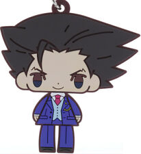 Ace Attorney Gyakuten Saiban 6 Koedarize R Rubber Phone Strap Phoenix Wright