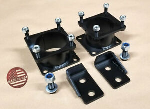 """[SR] 2011-2019 Ford Explorer Steel Front 3"""" Leveling Lift Kit With Sway Bar Drop"""