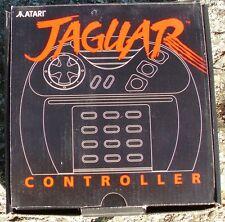 Atari Jaguar Joystick Controller/Thumbpad New in the Box Grey Button