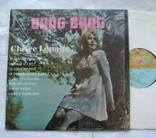 *CLAIRE LEPAGE Bang bang VG++ FRENCH POP ORIG 1969 Canada QUEBEC Vinyl LP