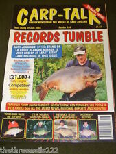 CARP TALK #408 - RECORDS TUMBLE - JUNE 1 2002