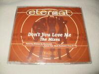 ETERNAL - DON'T YOU LOVE ME (THE MIXES) - UK CD SINGLE