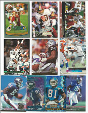 50 University of Indiana Alumni Football Cards; 1981-2010; NM-Mint