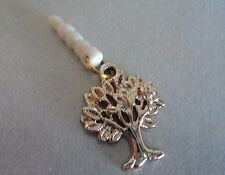 SWEET  GOLD TREE OF LIFE CHARM ANTI DUST EARPHONE PLUG CHARM FOR IPHONE'S ECT!!