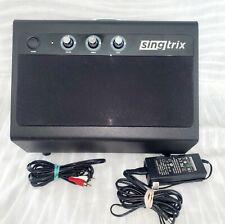 Singtrix Karaoke 2.1 Pa Speaker 136-5502 40W active eq sub woofer