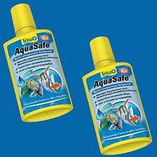 Wasseraufbereiter Tetra Aqua Safe AquaSafe  2 X 500 ml  24 Std.Versand