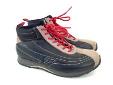 Tommy Hilfiger Leather/Suede Lace Up Skywalk Casual Boots - Uk 4.5 EU 37.5