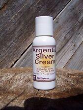 Nature's Extra Argentia Silver Healing Cream, 2 oz.