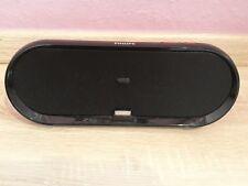 Philips Dokinglautsprecher DS7600/10 schwarz IPod IPhone