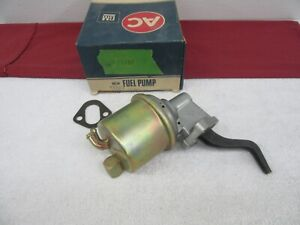 NOS 1976-1981 Buick LeSabre Pontiac Firebird Engine Fuel Pump GM 6471561    dp