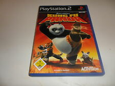 PLAYSTATION 2 PS 2 Kung fu Panda