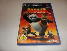 PlayStation 2  PS 2  Kung Fu Panda