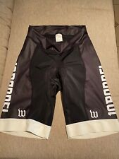 New Wattie Ink Men's Triathlon Shorts XL (Black - 10 Barrel)