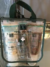 New Earth Therapeutics  Foot Doctor. Pedicure Deluxe Kit.